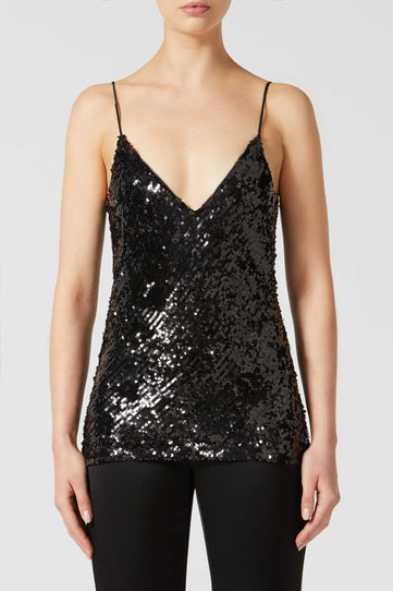 Moonlight Camisole - Black