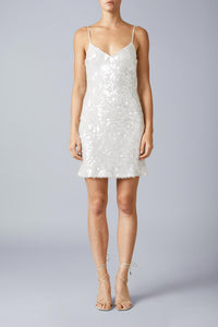 Mustique Mini Bridal Dress