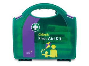 Child Care First Aid Kit in Aura Box