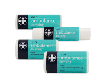 Ambulance Dressings