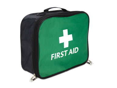 First Aid Bordeaux Bag