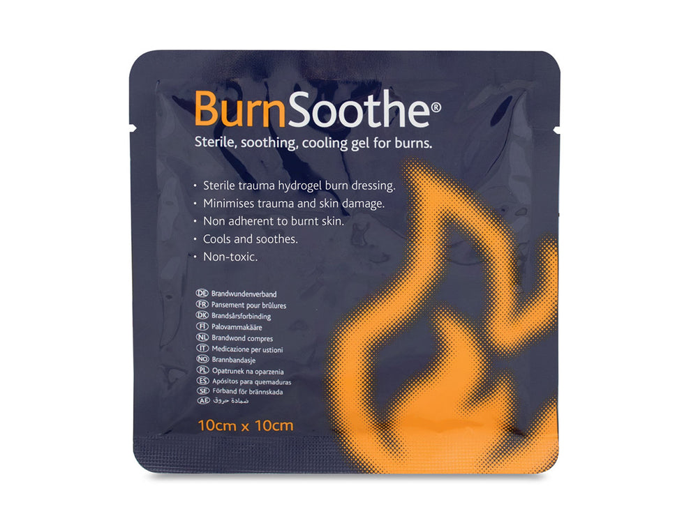 BurnSoothe Burn Dressing 10 x 10cm