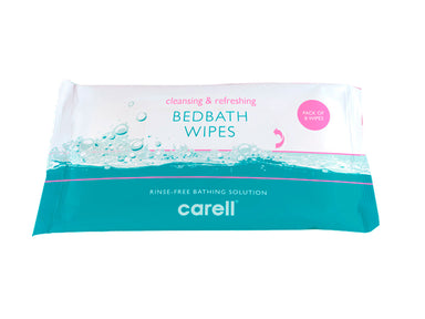 Carell Bedbath Wipes