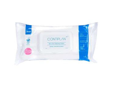 Contiplan All in One Cleansing Cloths