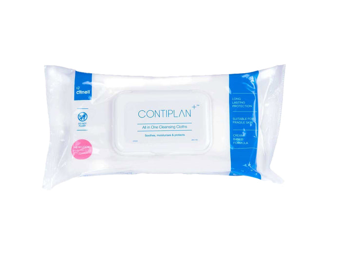 Contiplan All in One Cleansing Cloths (25)