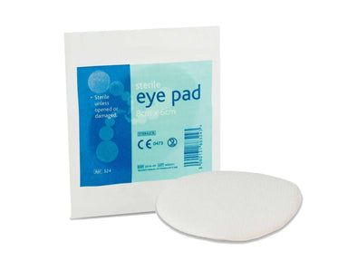 Eye Pad Dressings 6cm x 8cm Patch