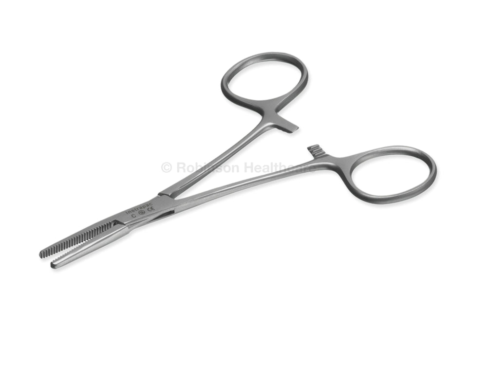Instrapac Spencer Wells Artery Forceps - Straight