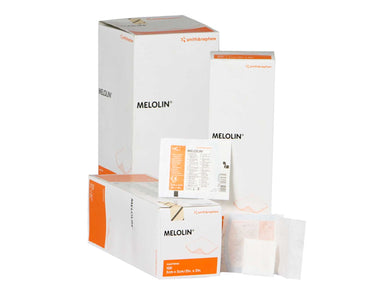 Melolin Low-Adherent Absorbent Dressing (100)