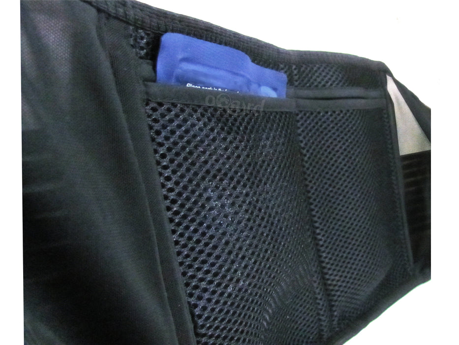 Oqard Lumbar Support with Gel Therapy Pocket