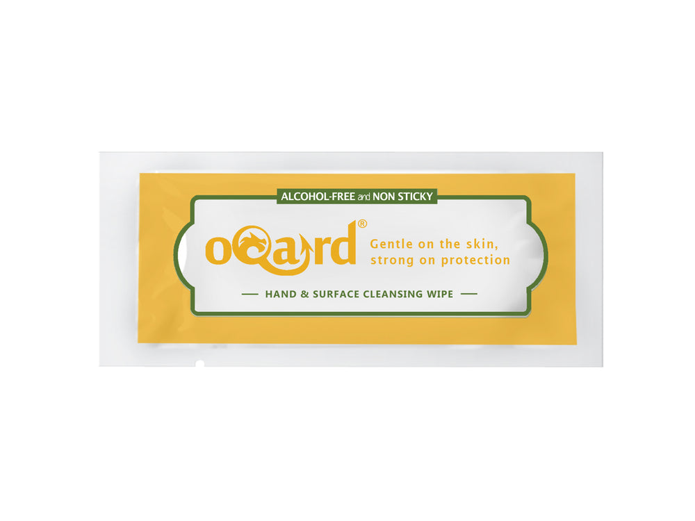 Oqard Hand & Surface Cleansing Wipe (10)