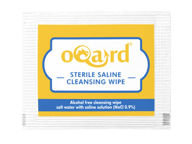 Oqard Saline Cleansing Wipe (20)