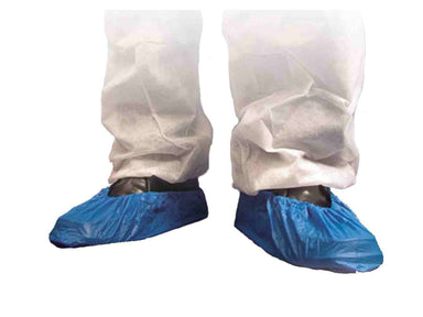 Shield Overshoes Elasticated Edges (100)