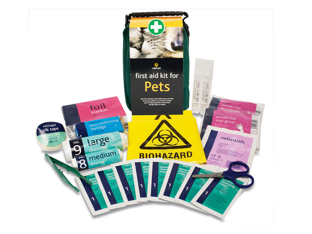 Pet First Aid Kit