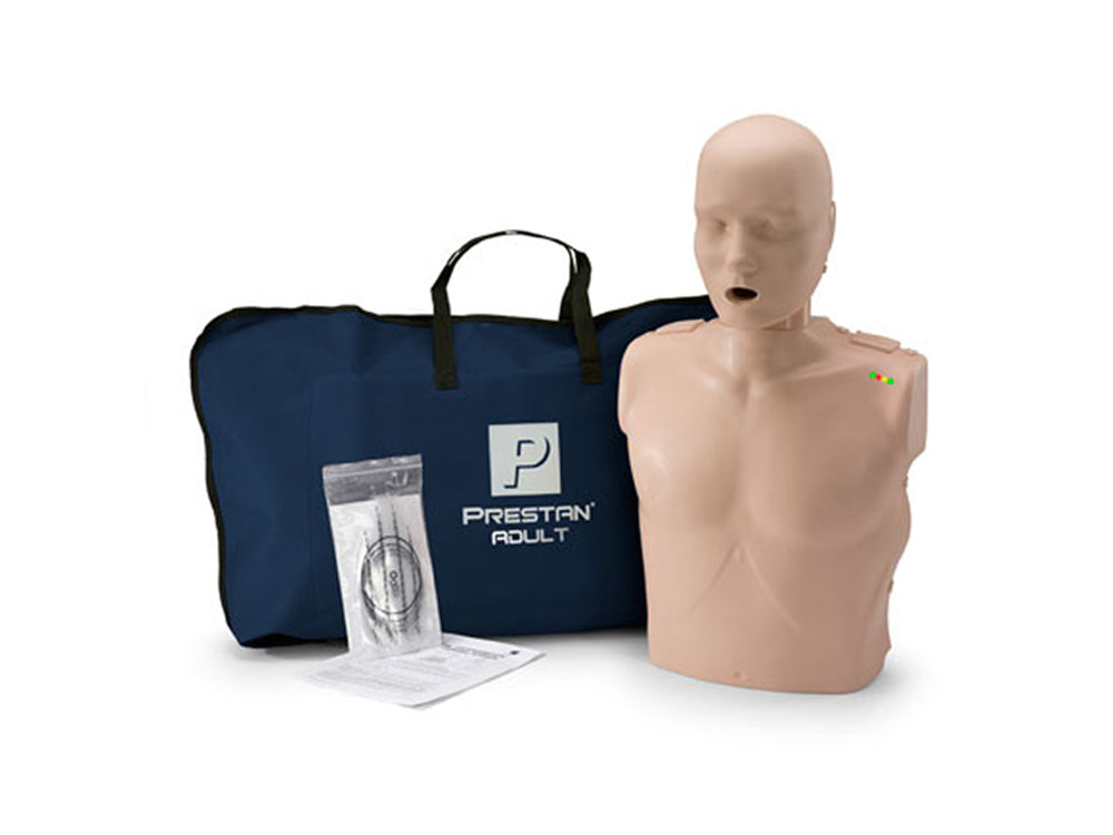 Prestan Adult Training Manikin with CPR Monitor (Single)