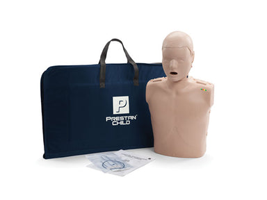 Prestan Child Training Manikin with CPR Monitor (Single)