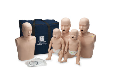 Prestan Family Training Manikin with CPR Monitor (5)