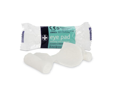 Eye Pad Dressings with Bandage No 16