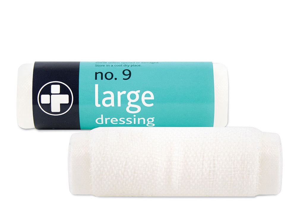First Aid Dressings - Sterile
