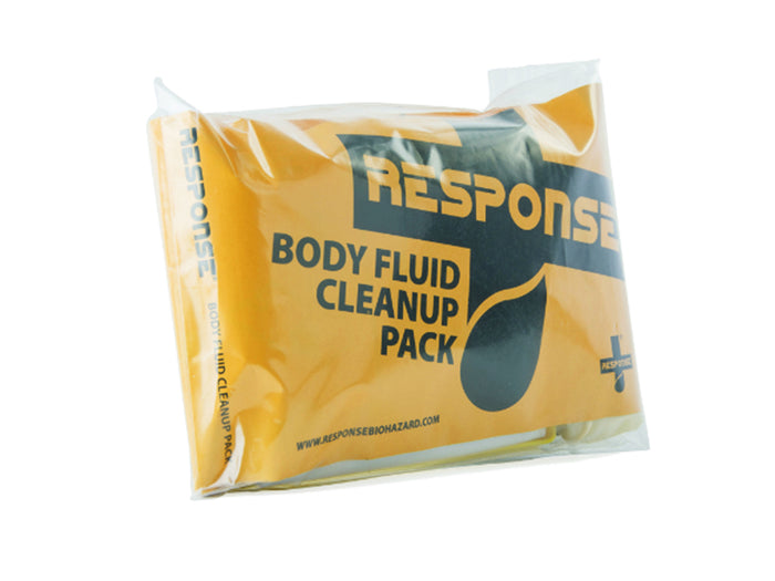 Response Body Fluid Kit - Clean Up Pack