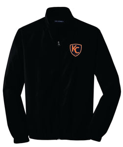 KIPP Connect High School Full Zip Jacket (Optional)