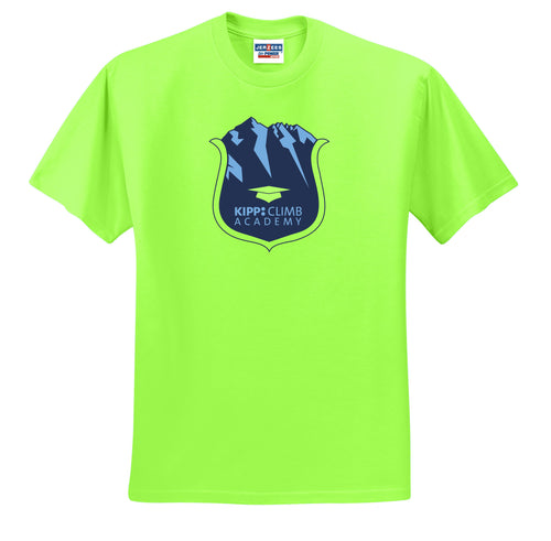 KIPP Climb Academy Mountain T-Shirt