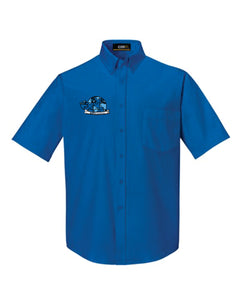KIPP Explore Short Sleeve Button Down Shirt