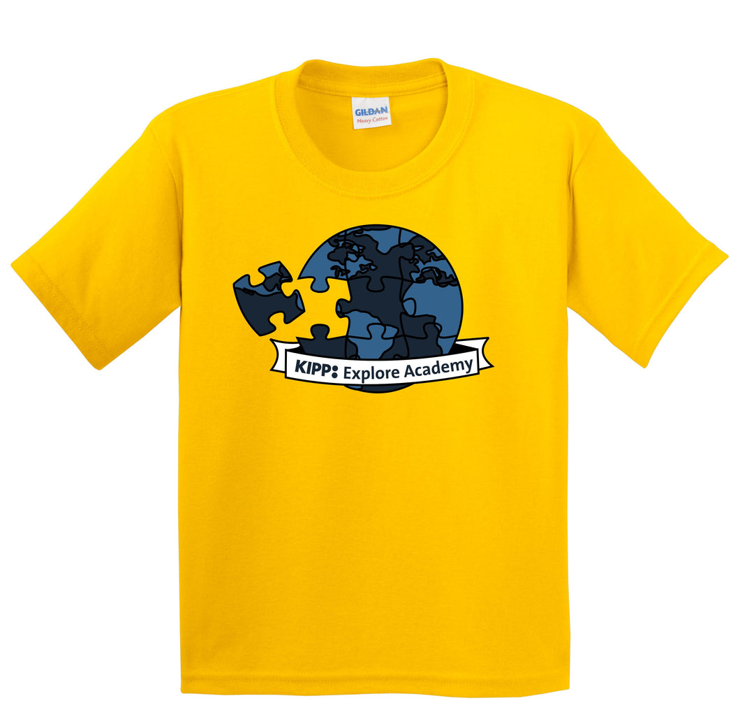KIPP Explore Friday T-Shirts (K-4th Grade)