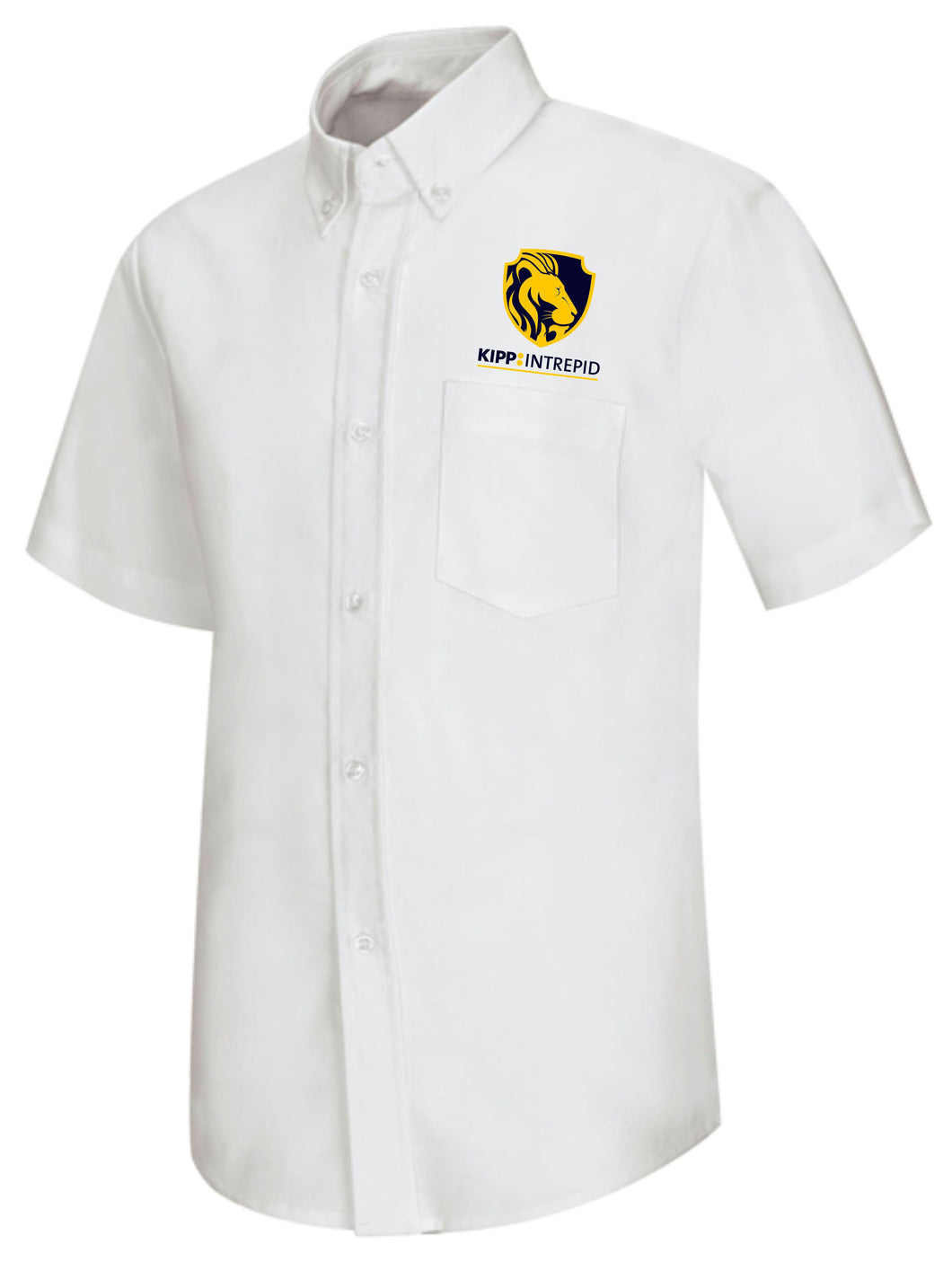 KIPP Intrepid Short Sleeve Button Down