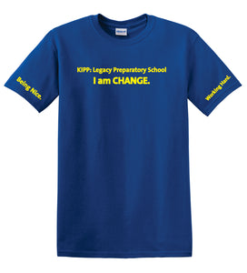 KIPP Legacy Preparatory School Royal Friday Shirt