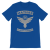 "Mathas Guitars ""Flight To Fight"" (Granite) - T-Shirt"