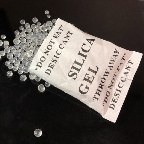 Silicare© Silica Gel - 5 Gram Packets
