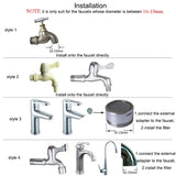 Water Filter - Faucet Attachment