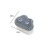 Refrigerator Air Purifier, Cloud Shape, Bamboo Activated Charcoal