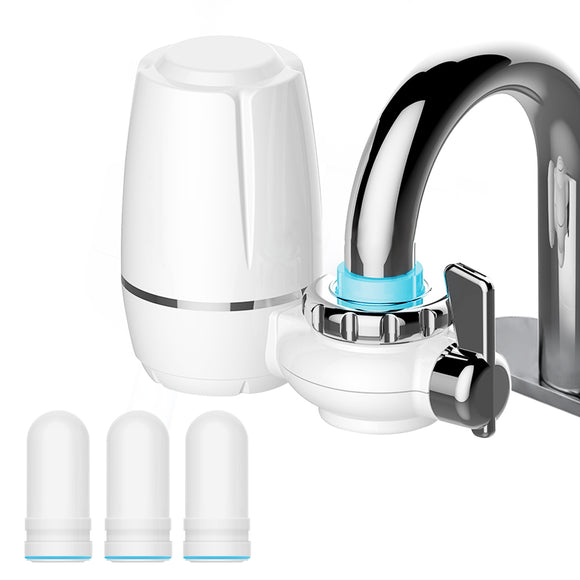 Tap Water Filter Faucet Attachment