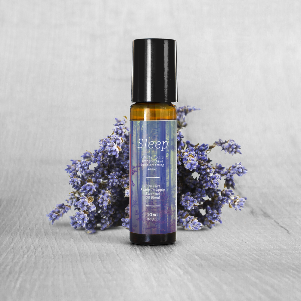 Sleep Essential Oil Blend Roll-On (10ml)