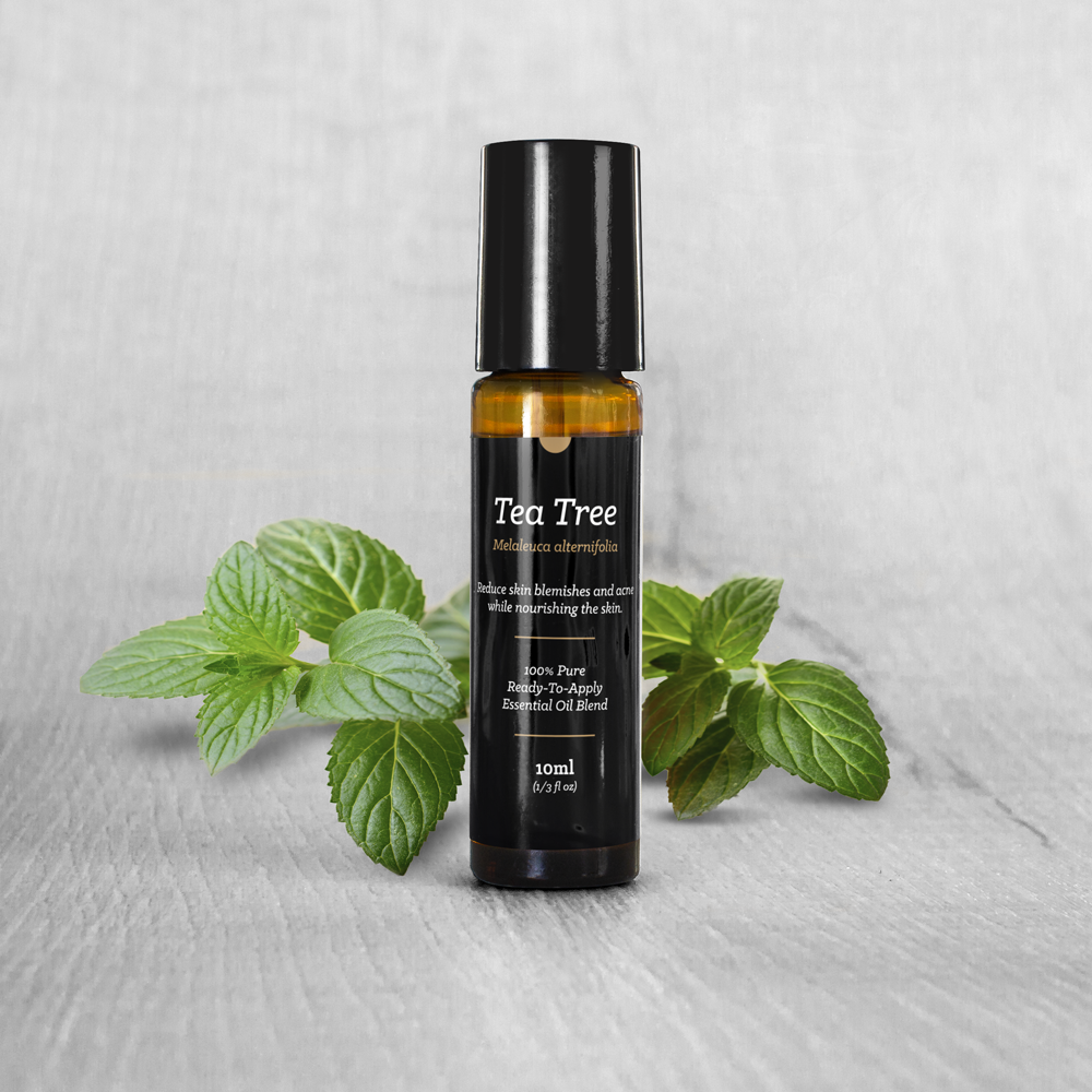 Tea Tree Essential Oil Roll-On (10ml)