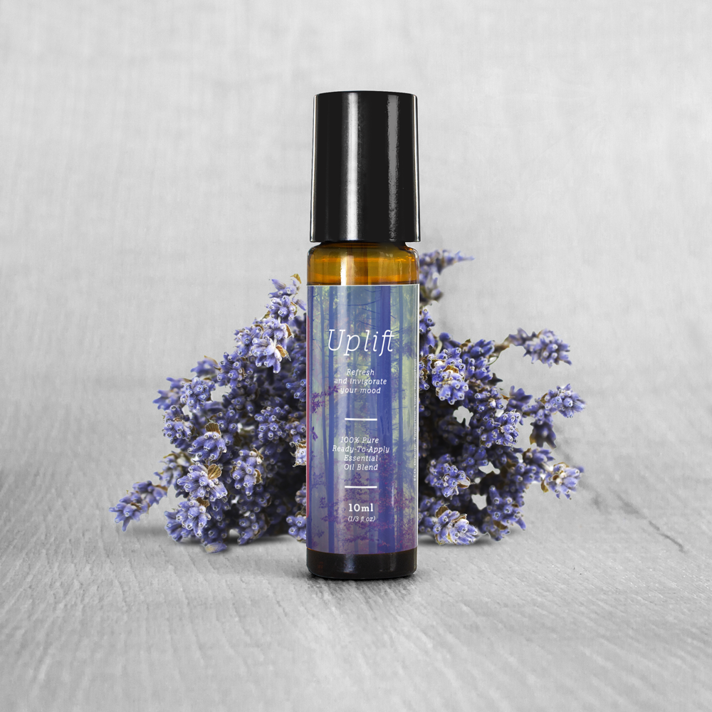 Uplift Essential Oil Blend Roll-On
