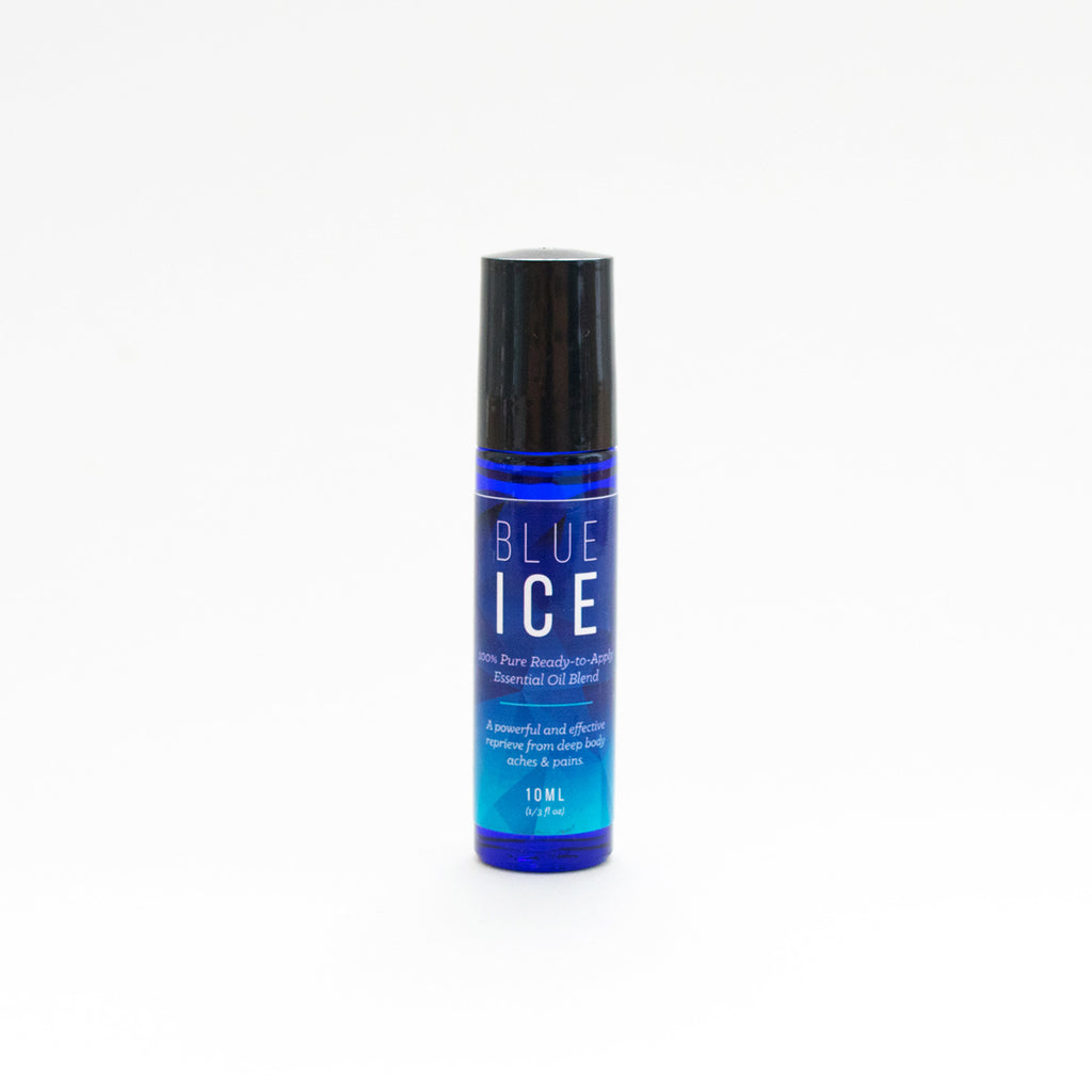 Blue Ice Essential Oil Blend Roll-On