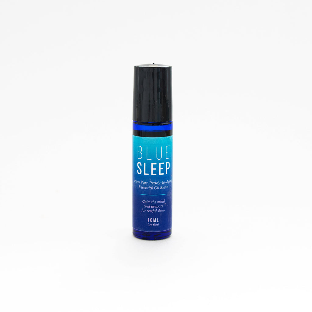 Blue Sleep Essential Oil Roll-On Blend (10ml)