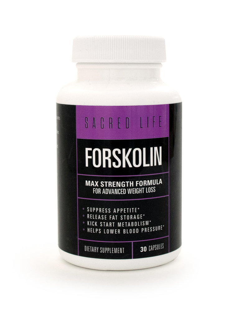 Forskolin Appetite Suppressor Supplement | 30 Capsules