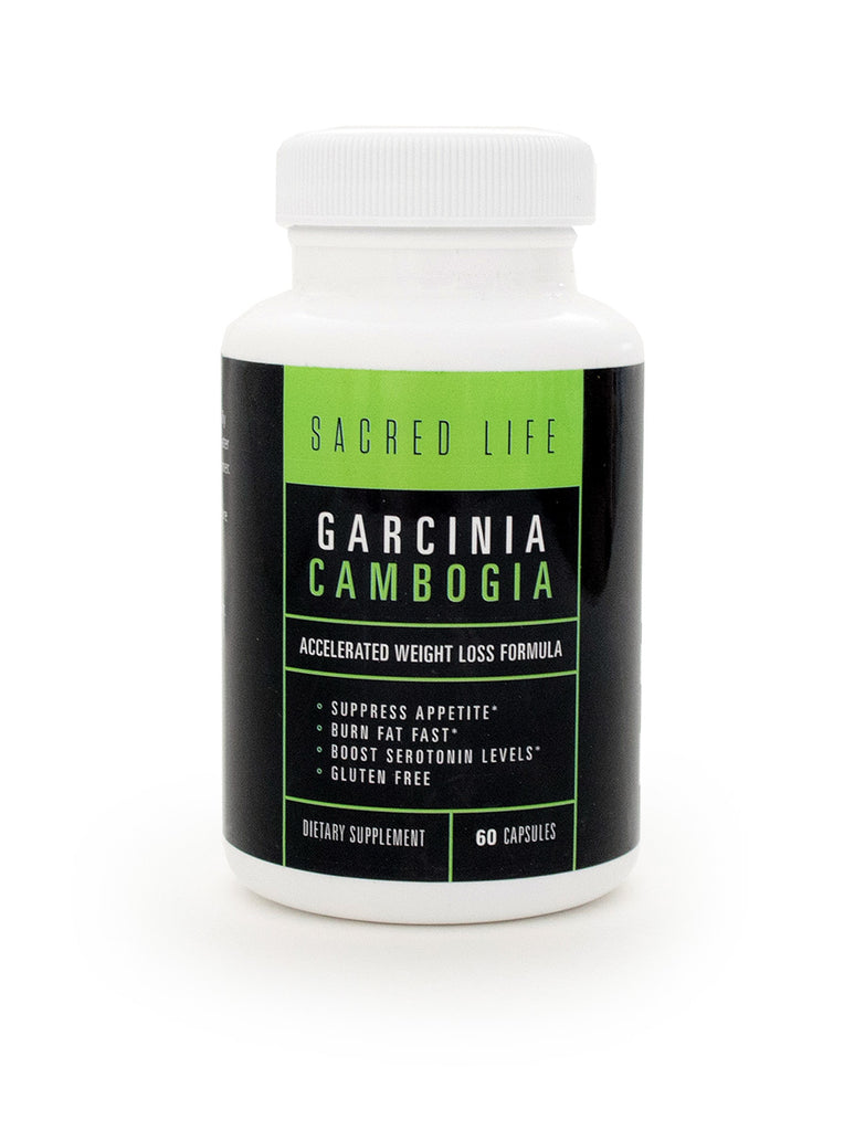 Garcinia Cambogia Fat Cell Blocker Supplement | 60 Capsules