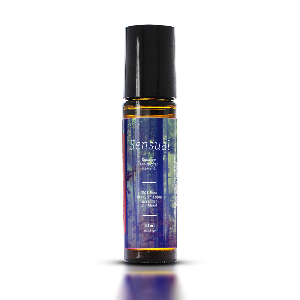 Sensual Essential Oil Blend Roll-On