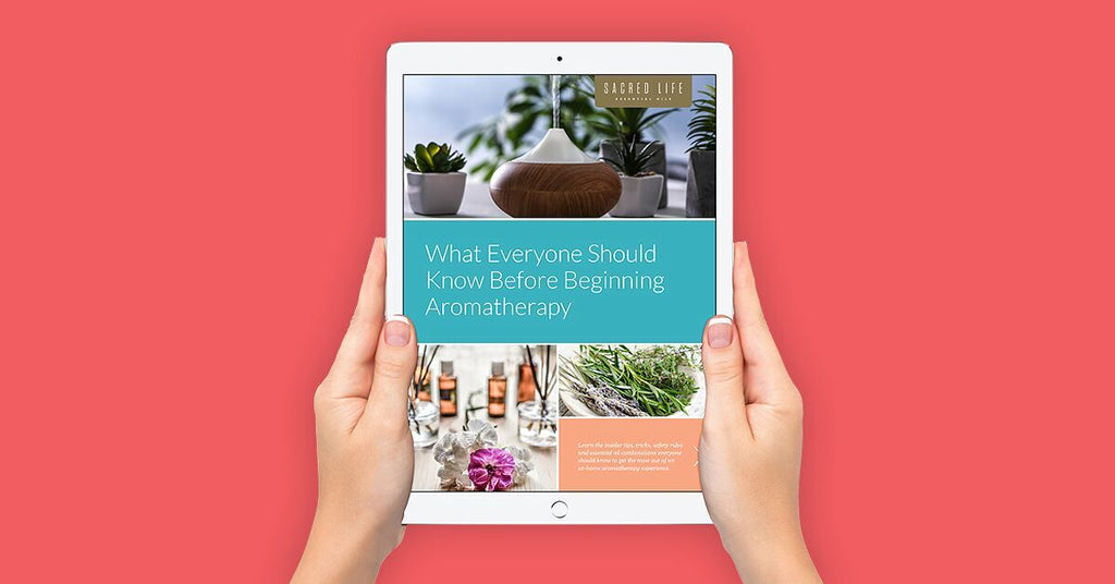 What Everyone Should Know Before Beginning Aromatherapy e-Book