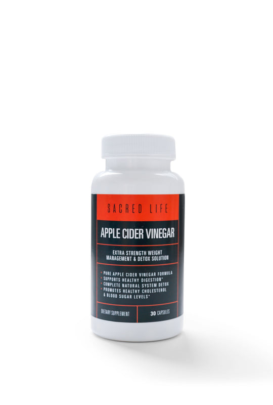 Apple Cider Vinegar | 60 Capsules