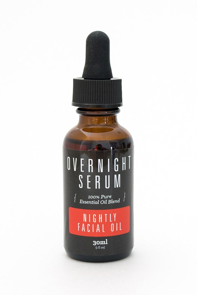 Overnight Serum Essential Oil Blend - Nightly Facial Oil