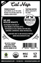 Cat Nap Decaf - Rescue roasts