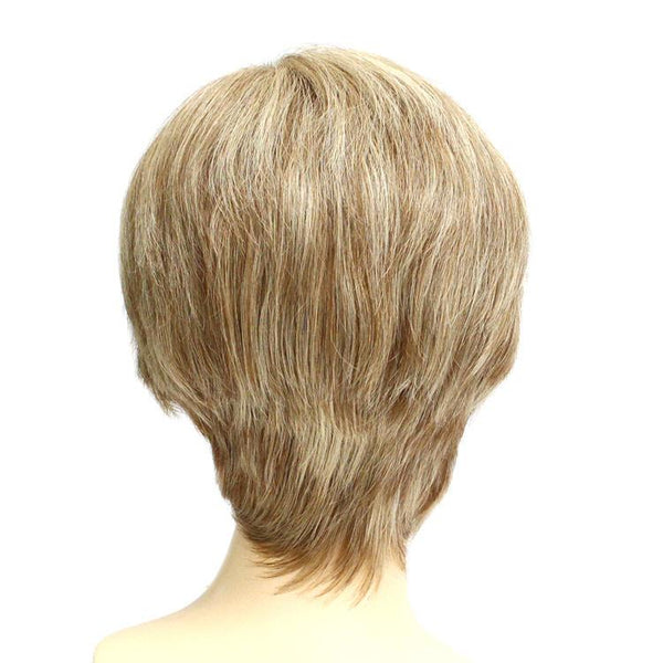 113 Sunny - Mono Top Machine Back Wig - Human Hair Wig