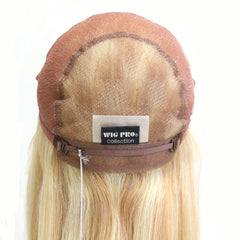 118 Jacquelyn: Hand-tied Full Lace French Top Wig construction back