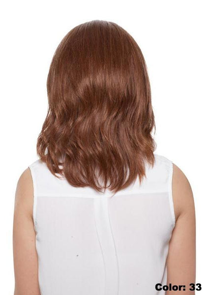 119 Hillery - Hand Tied Full Lace Wig - Human Hair Wig
