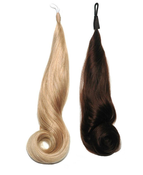 "25""  The Switch Human Hair Ponytail"